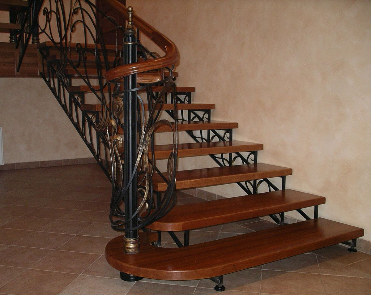 Лестница своими руками на второй