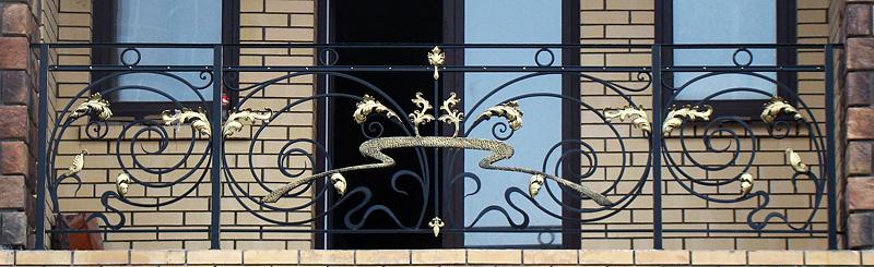 Ковка балкон, художественная ковка